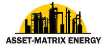 Asset Matrix Energy Sticky Logo