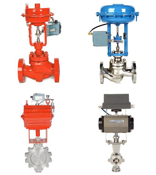 econtrol control valves