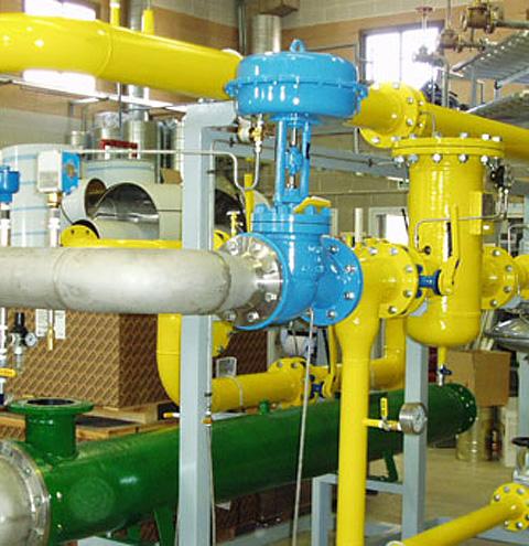 econtrol globe control valve 100
