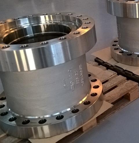 econtrol nozzle check valve for severe service