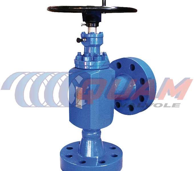 quam plug&cage choke valve