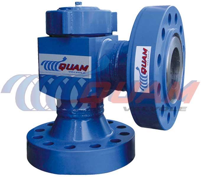 quam positive choke valve