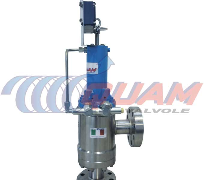 quamm hydraulic bypass valve