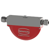 HEINRICH Coriolis Mass Flow Meter HPC