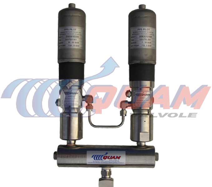 quam Flowline Pressure Pilots.