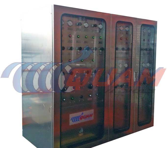 quam Pneumo-Hydraulic Wellhead Control Panel