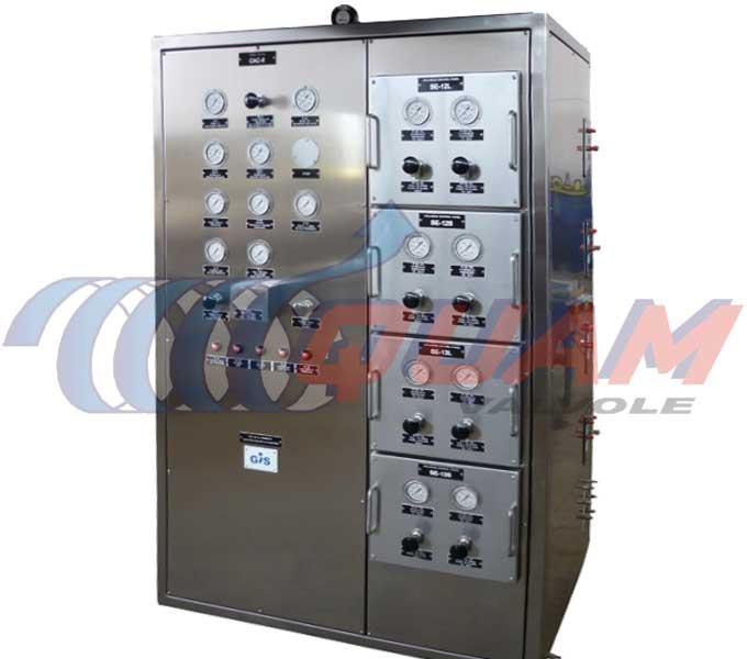 quam Pneumo-Hydraulic Wellhead Control Panel1