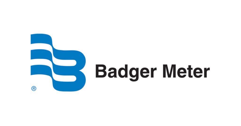 Badger Meter Electromagnetic flowmeter