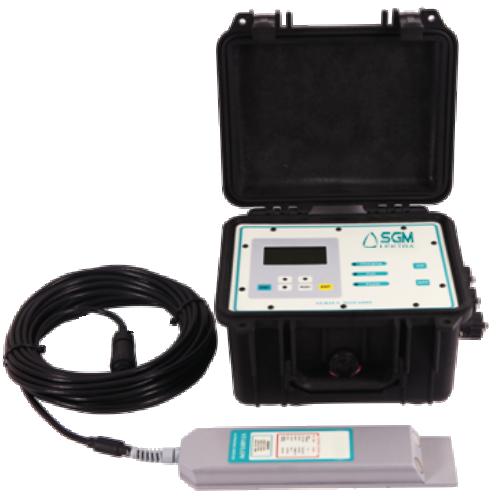 Open channel flowmeter SGM 600P