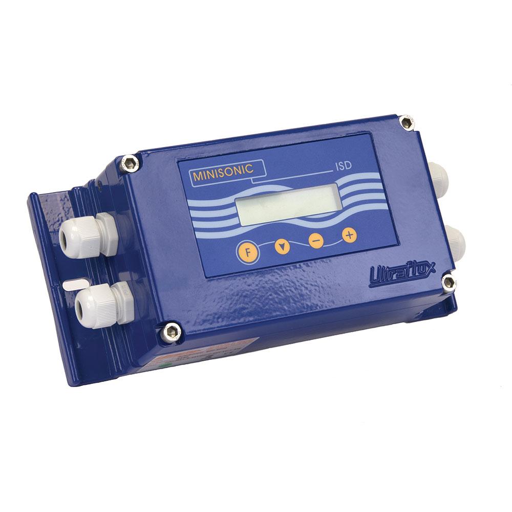 Ultraflux Ultrasonic Flowmeter -Minisonic-ISD