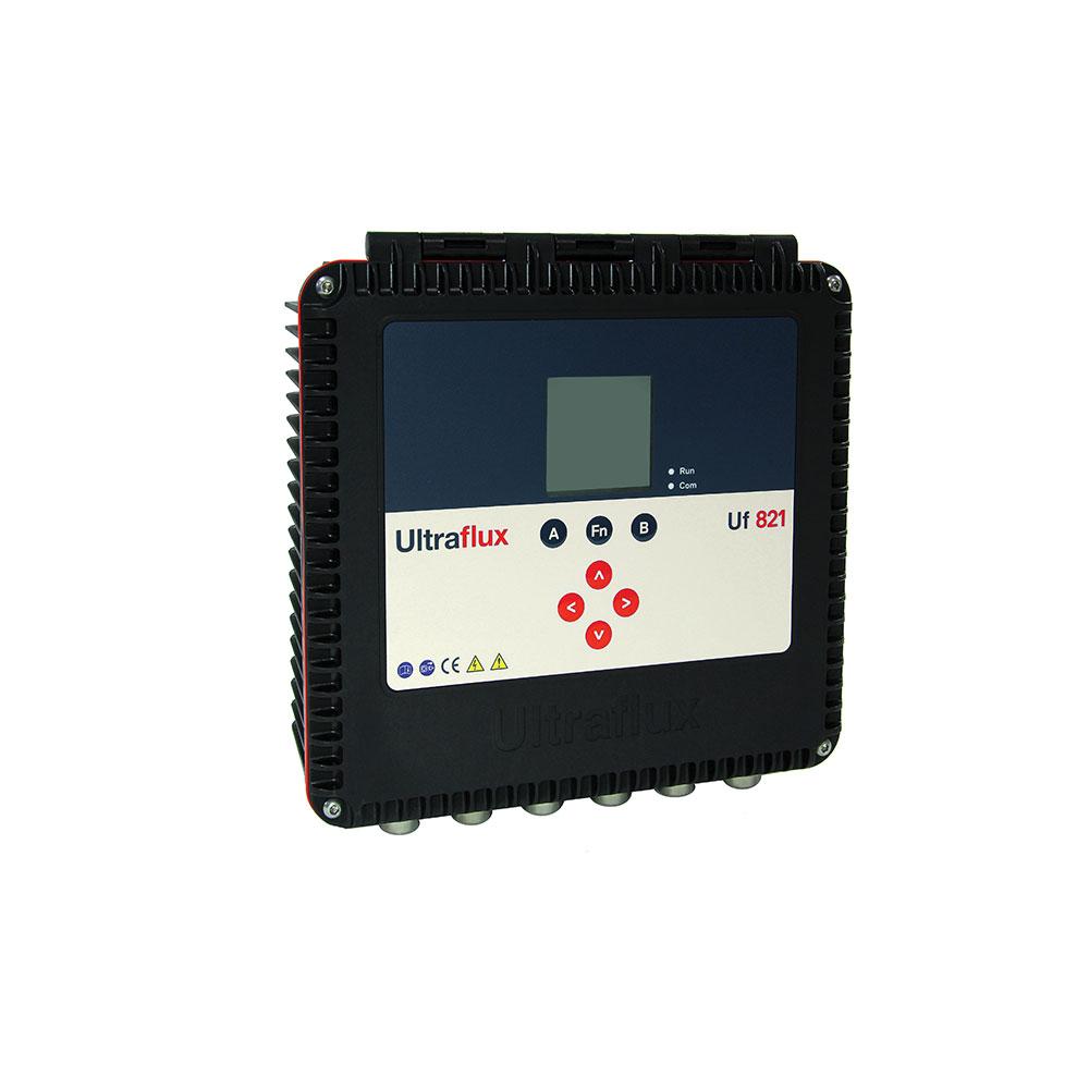 Ultraflux Ultrasonic Flowmeter - Uf 811