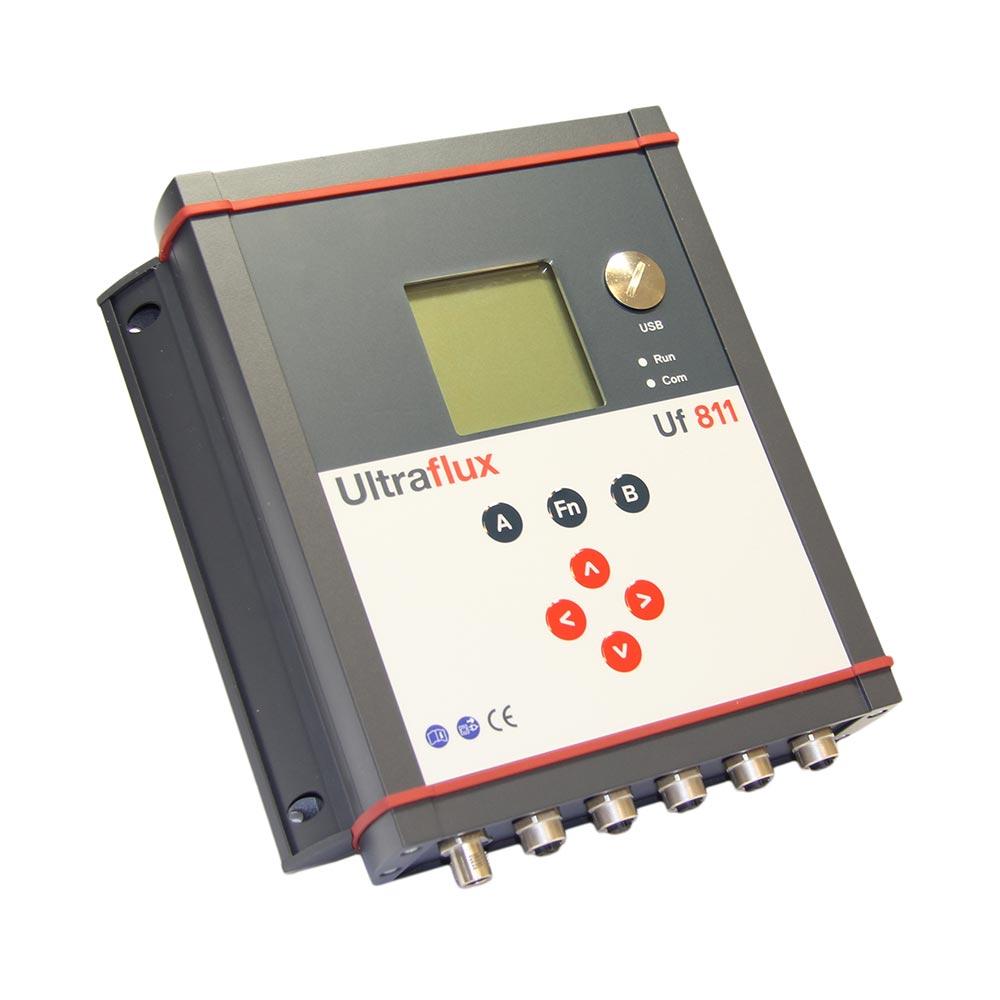 Ultraflux ultrasonic flowmeter- uf 811