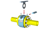 CGZW Single Chamber Orifice Flowmeter