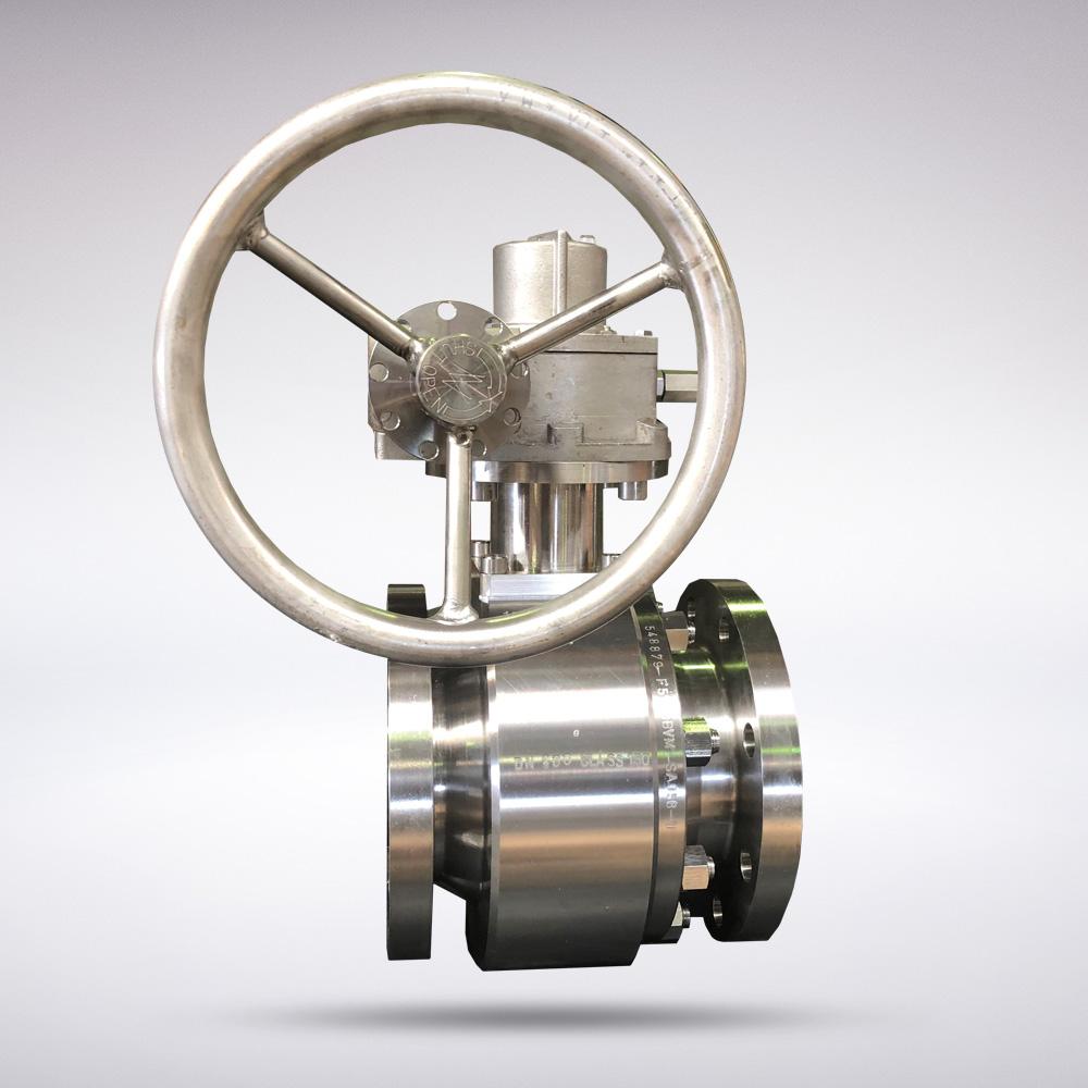 sern floating ball valves-mdf-30