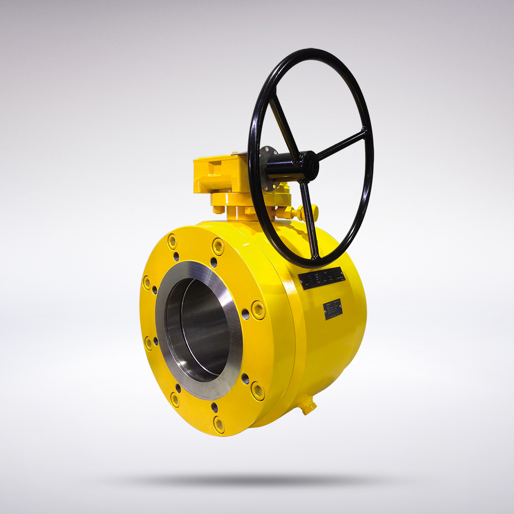 SERN COMPACT WAFER TRUNNION MOUNTED BALL VALVES