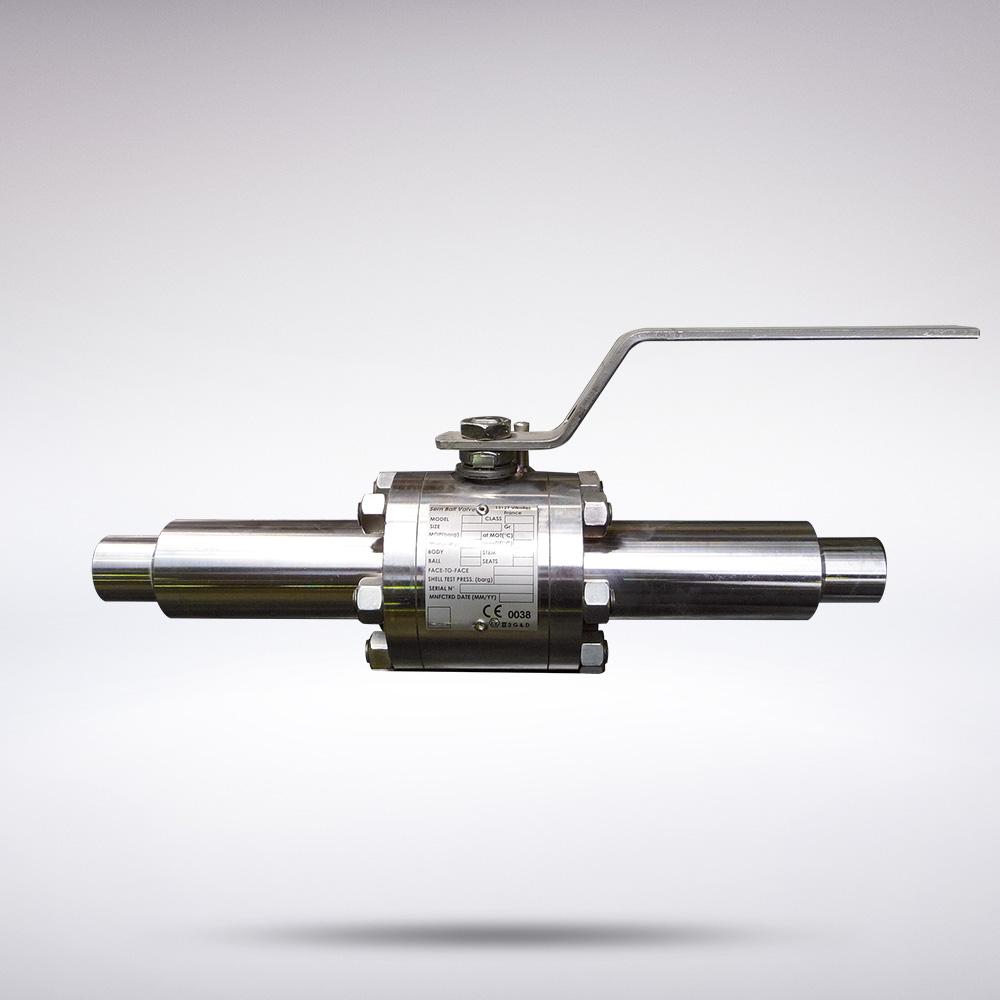 sern ball valve - HIGH PRESSURE FLOATING BALL VALVES