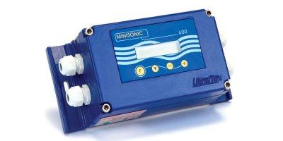 ultraflux Ultrasonic Flowmeter - minisonic 600