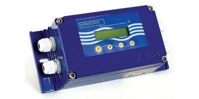 ultraflux minisonic g flowmeter