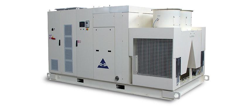 blutek Instrument Air And Nitrogen Generation- oil-free-dry-screw-compressors