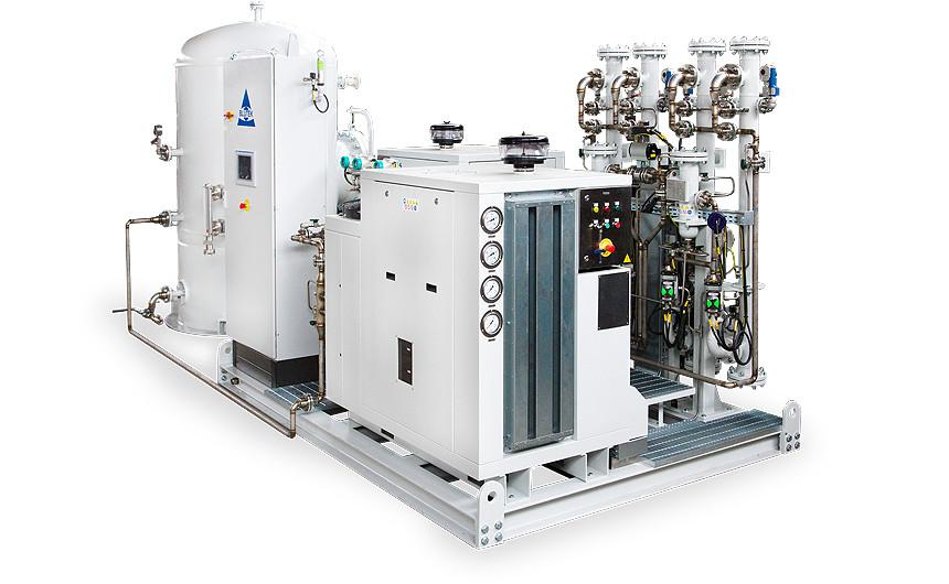 blutek instrument air and nitrogen generation - instrument-air-skids-offshore
