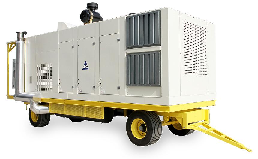 blutek instrument air and nitrogen generation- mobile-instrument-air-package