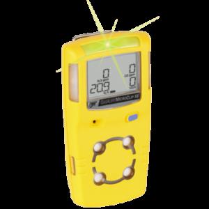 bw technologies portable gas detectors -GasAlert MicroClip