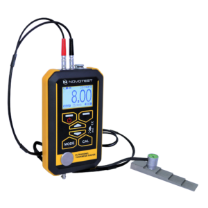 novotest Ultrasonic Thickness Gauge NOVOTEST UT-1M-IP