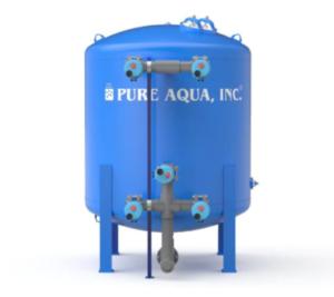 pure aqua industrial media
