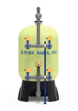 Industrial FRP Tank Water Media Filter MF-600