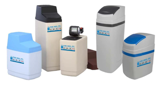 pure aqua industrial water softener- point of usepure aqua industrial water softener- point of use
