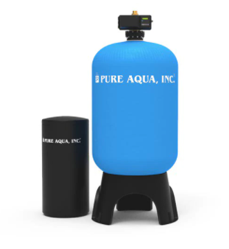 pure aqua industrial water softener- sf-200f