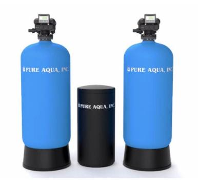 pure aqua industrial water softener- sf-250a