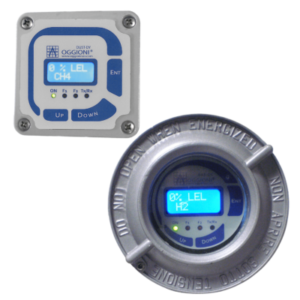 tecnos srl gas detector-accessories-REMOTE DISPLAY