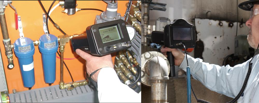 ultrasound leak detection services