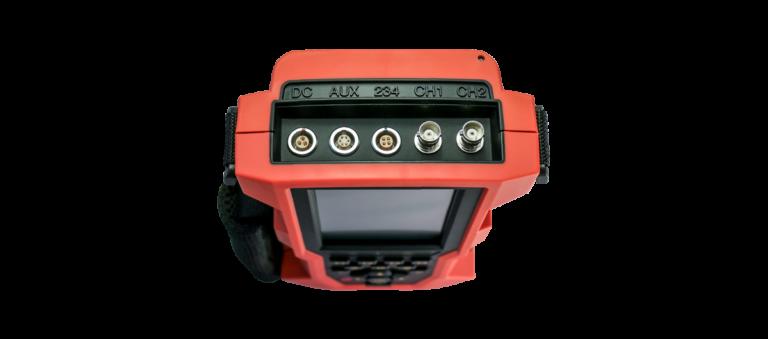 MP5 Handheld Vibration Data Collector