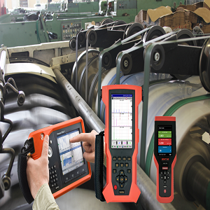 vibration measurement & analysis instruments -benstone - Vibration Data Collectors & Analyzers