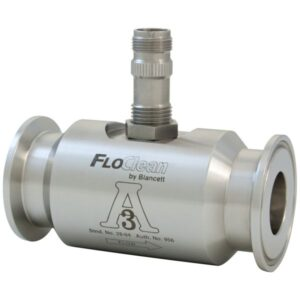 badgermeter turbine flowmeter - 3-A Sanitary - FloClean (low-res)