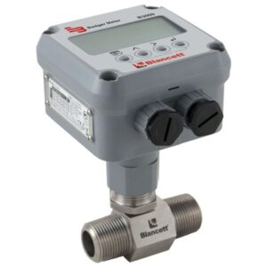 badgermeter turbine flowmeter - B1500 with Monitor (low res)