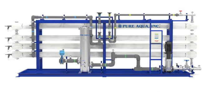 Industrial Reverse Osmosis Systems RO-400