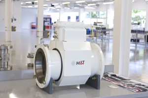 mnt sas custody transfer metering - ultrasonic flow meters