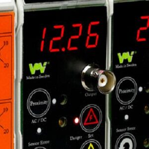 VMI AB Vibration measurement & analysis Instruments - online monitoring instruments