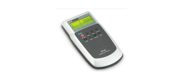 vPod Vibration Meter
