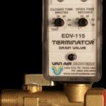 van air automatic drain valves - solenoid electric drains