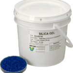 van air systems dryer desiccants - silicagel-indicating-bucket
