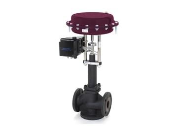 Valsteam Three-way control valves - pv253g