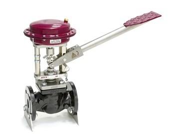 Valsteam valves for special applications - vpa262