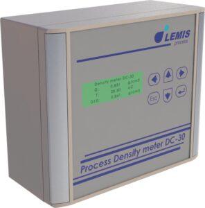 low flow rate density meter dc-30 series