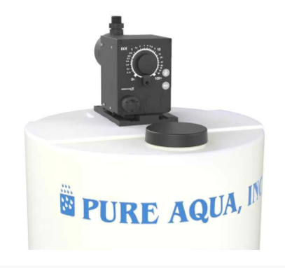 pure aqua chemical dosing systems - cds