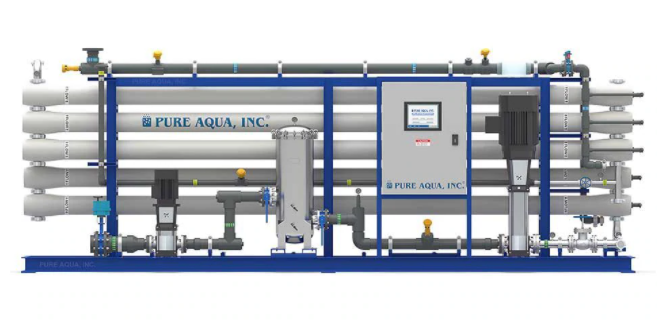 pure aqua nanofiltration systems 500