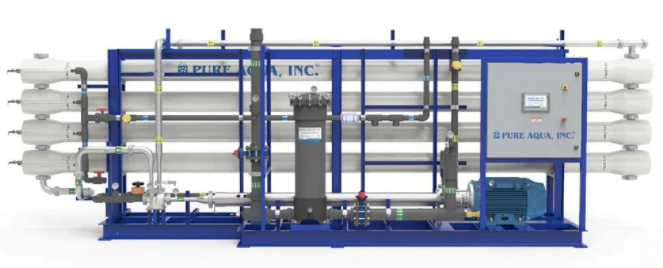 pure aqua seawater systems swi